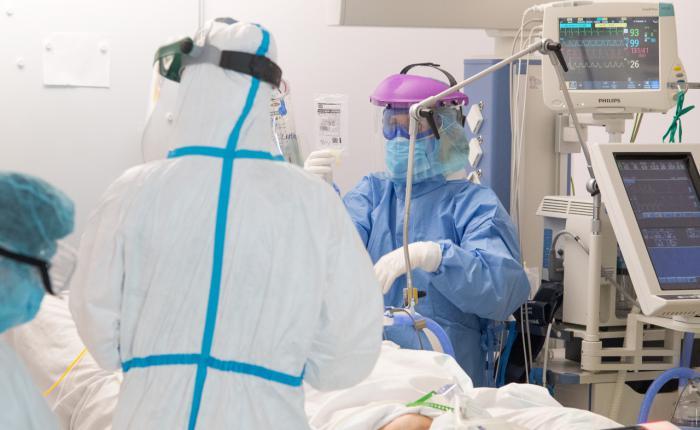 Castilla-La Mancha registra 2.120 casos por infección de coronavirus durante los últimos cuatro días