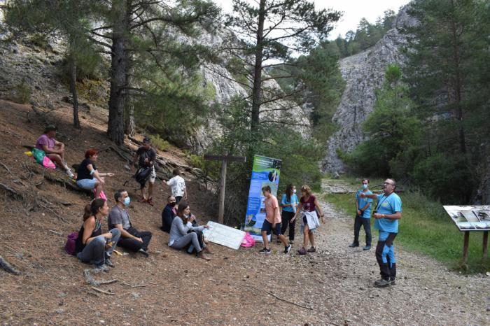 Tragacete acoge unas jornadas sobre las Reservas Naturales Fluviales