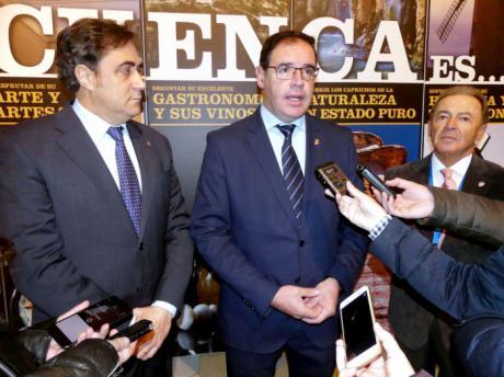 Prieto ve en el Congreso de UNAV una oportunidad para relanzar a la provincia como destino turístico de primer orden