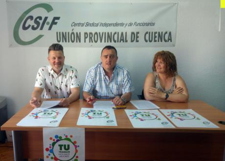 CSIF Cuenca pide acabar con los recortes para mejorar la educación pública