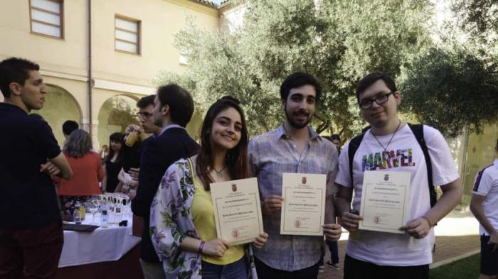 El estudiante de la Escuela Superior de Informática de la UCLM Diego Sepúlveda Millán gana el 'Desafío Fake News' de Telefónica