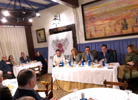 Prieto ve en UNECAMAN y Mota del Cuervo ejemplos de diversificación del tejido empresarial como vía de futuro