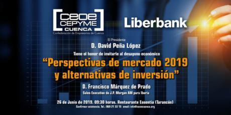 Tarancón acoge un prestigioso desayuno económico el próximo 26 de junio