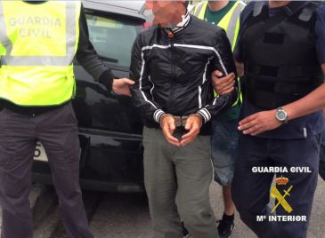 Detenida una persona en Motilla del Palancar por un delito de tráfico de drogas