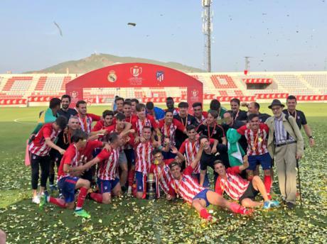 El Atlético de Madrid logra la