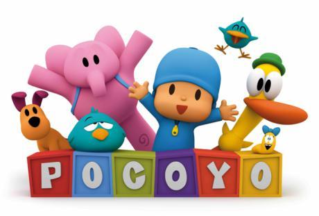 El 'Cumpleaños de Pocoyó' centra un domingo de fiestas con los más pequeños como protagonistas