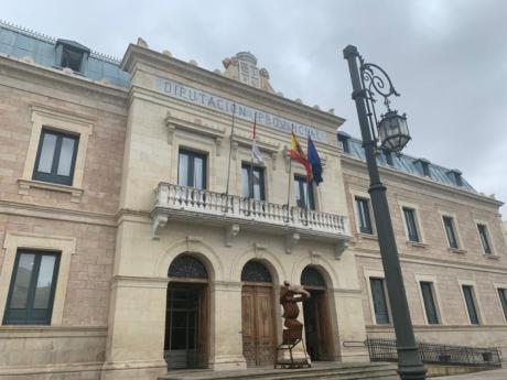 La Diputación colaborará con GEACAM para desinfectar los municipios de la provincia con menor población