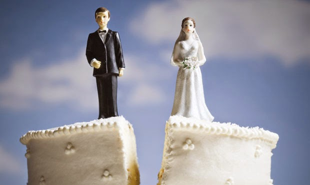 Las demandas de disolución matrimonial en Castilla-La Mancha disminuyeron un 5,5 por ciento en el primer trimestre del año