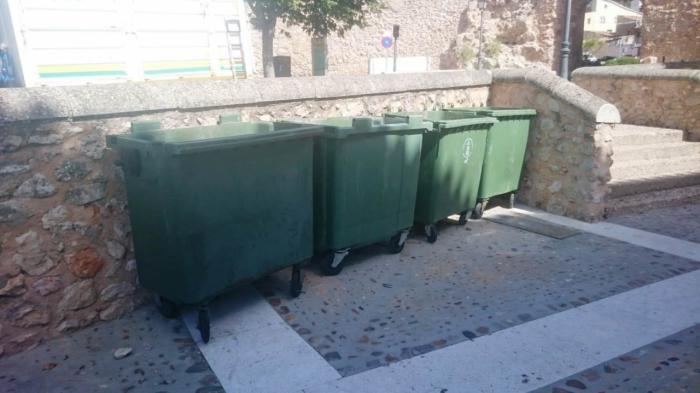 Se incrementa el dispositivo de limpieza durante las fiestas de San Mateo