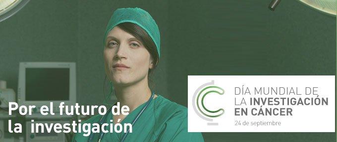 """""""España tiene muy buenos investigadores en cáncer, pero sin recursos para investigar"""""""