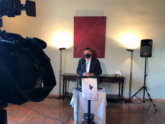 Dolz avanza que habrá pregón de San Julián, conciertos y Premios Ciudad de Cuenca