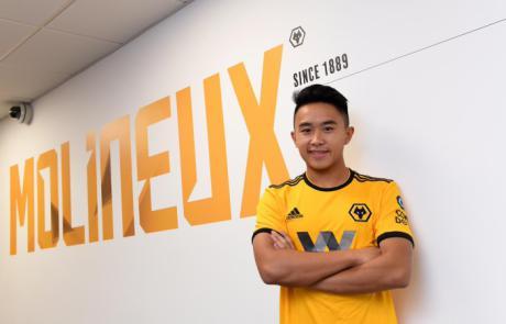 El conquense David Wang da el salto del F.C. Jumilla al Wolverhampton inglés