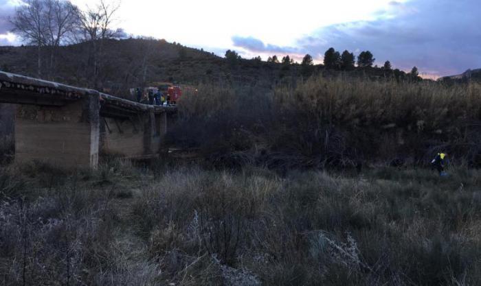 Una velocidad 'inadecuada', posible causa del accidente mortal de Enguídanos