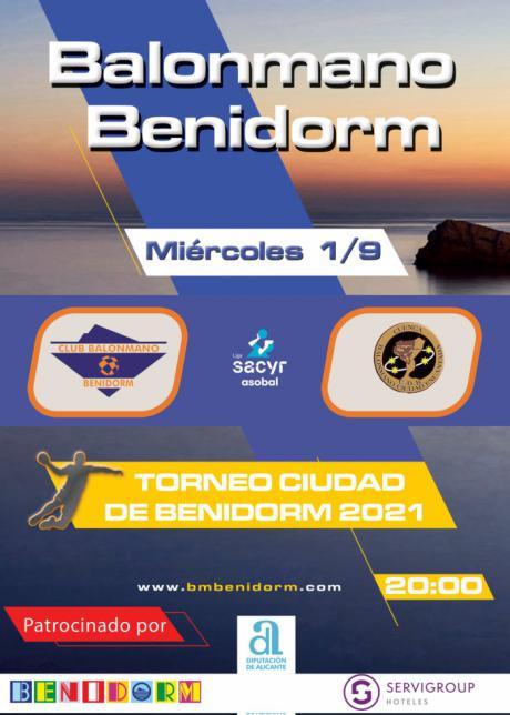 El Incarlopsa Cuenca afronta su amistoso ante el Benidorm con el debut de Arnau Fernández