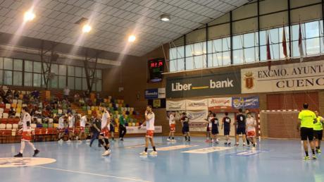 El Incarlopsa Cuenca doblega al Nava para quedarse con el Trofeo San Julián (33-24)
