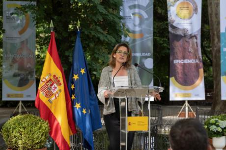 Ribera ve una barbaridad mantener el caudal del trasvase Tajo-Segura y aboga por la desalinización