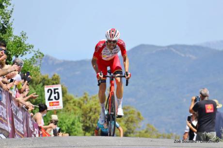 Jesús Herrada registra una velocidad media de 41,14 Km/h en el Tour de Francia