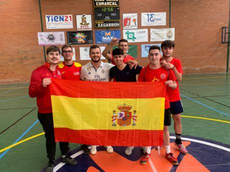 VOX Jóvenes Cuenca reúne entorno al deporte a simpatizantes y afiliados
