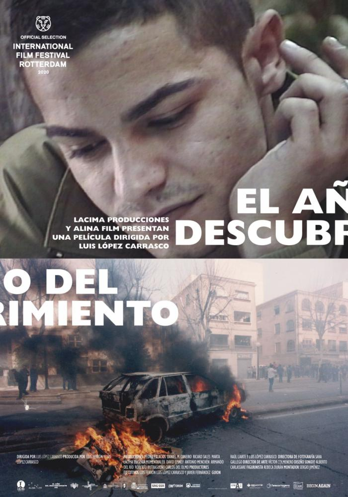 'El año del descubrimiento' de Luis López Carrasco, profesor del campus conquense, nominado dos categorías en los Goya