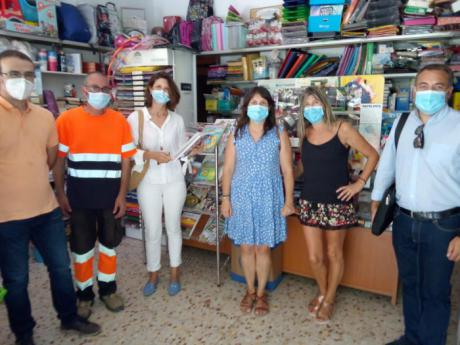La Junta concede 25 ayudas a autónomos y microempresas del municipio de Cañete