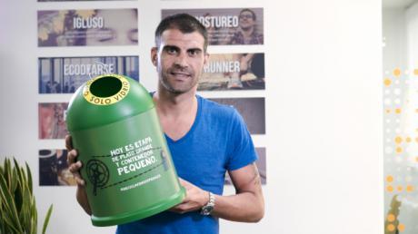 La Vuelta y Ecovidrio animan a los aficionados al ciclismo a reciclar vidrio