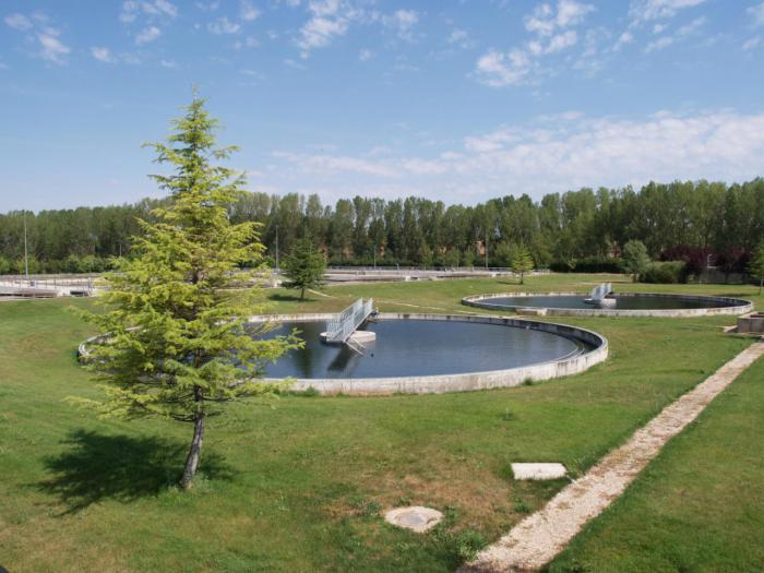 Estación Depuradora de Aguas Residuales de Cuenca
