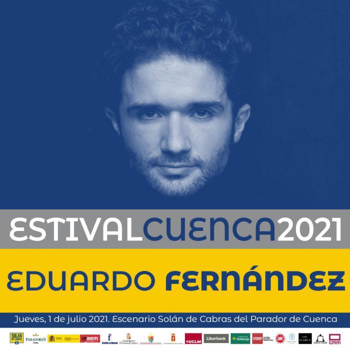 Dorantes y Eduardo Fernández, piano flamenco, jazzístico y clásico de altura en Estival Cuenca 21