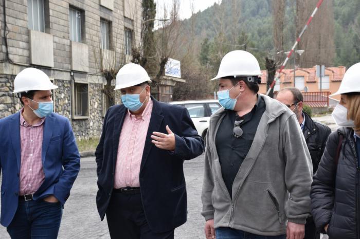 """Martínez Chana destaca que la Serranía de Cuenca tiene futuro a través de proyectos que """"apuesten por la innovación"""""""