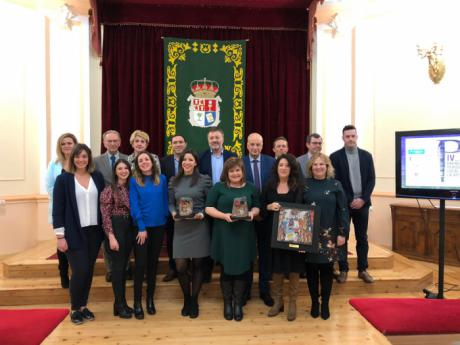 Aurora Duque, Carmen Linuesa y Cristina Barba, premiadas por la Asociación de la Prensa de Cuenca