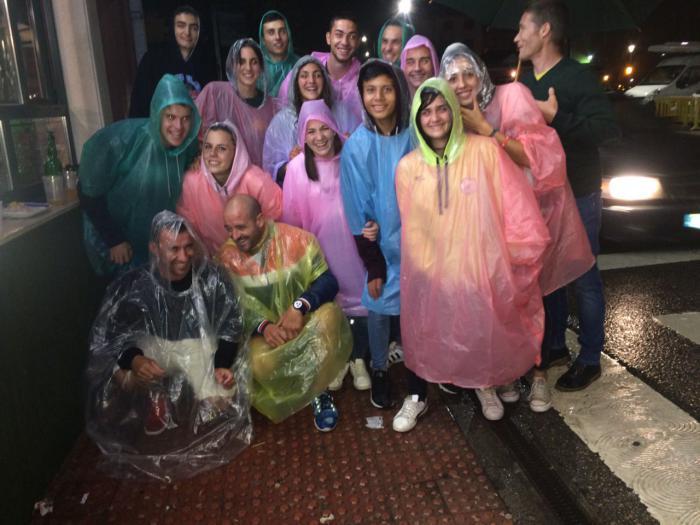 El Club Piragüismo Cuenca con Carácter participo un años en el Descenso Internacional del Sella