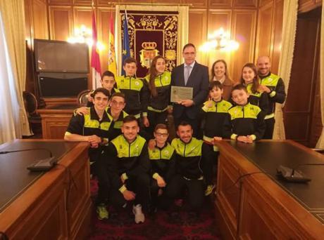 El Club Piragüismo Cuenca con Carácter participa en la II Copa de España de Maratón