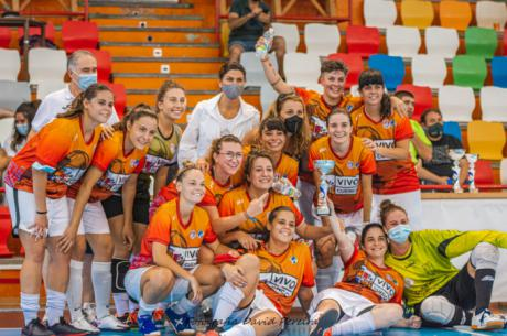 El Trofeo de Feria y Fiestas de San Julián de fútbol sala se queda en casa