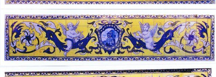 Recaudado en menos de 24 horas los 3.000 euros para restaurar el mosaico del templete modernista del Parque de San Julián
