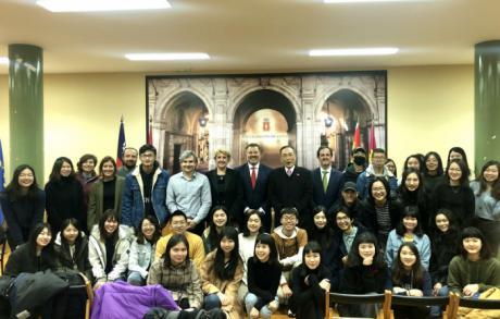 Cuenca es el campus universitario de España que más alumnos taiwaneses recibe