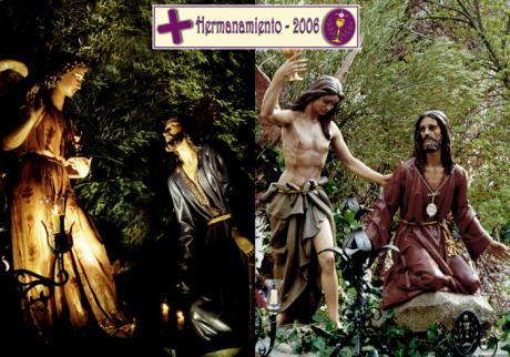 Las hermandades de Jesús orando en el Huerto de Cuenca participarán en el XIV Congreso Nacional en Ronda