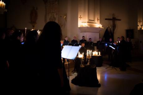 La exquisitez del Renacimiento sobrecogió a San Pedro con la música de Alonso Lobo