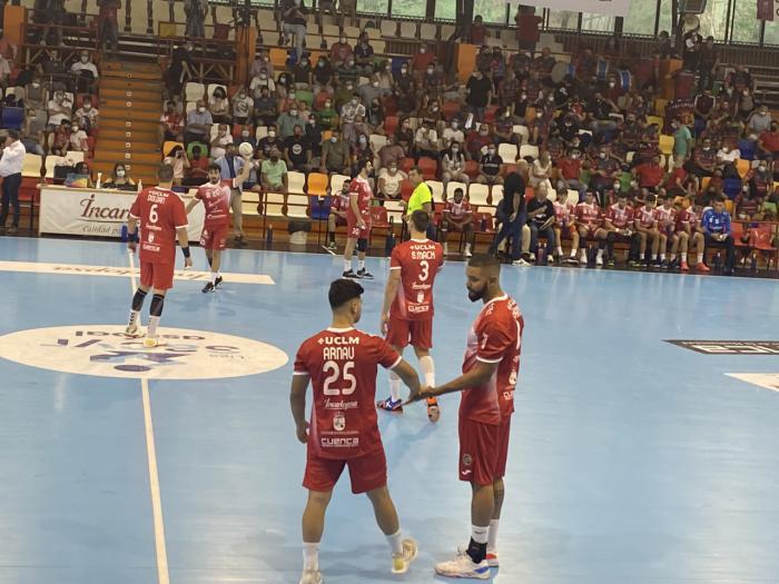 El Incarlopsa Cuenca se juega el Trofeo de la Junta este martes en Albacete