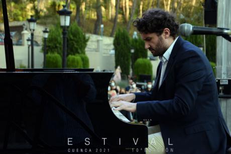El piano se vuelve protagonista en Estival Cuenca gracias a Dorantes y Eduardo Fernández