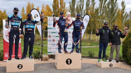 Carnicer y Schareina se imponen en el VI Rally TT de Cuenca