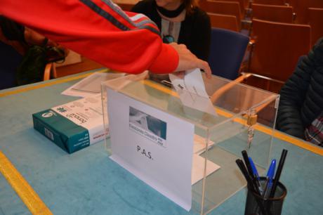 3.648 miembros de la UCLM eligen hoy en las urnas a sus representantes en el Claustro Universitario