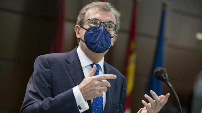 Miguel Ángel Collado se presenta a la reelección a rector para que la UCLM siga avanzando