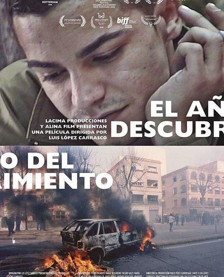 Un documental dirigido por el profesor Luis López Carrasco gana el Gran Premio del Jurado en el Festival de Sevilla