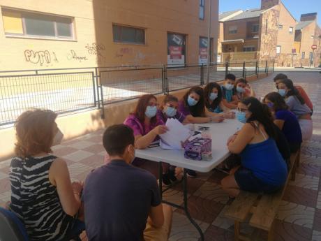 'Cuenca, En Marcha!' cede sus entradas de San Julián a una ONG para la integración de menores