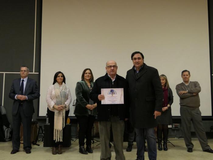 Entregados los diplomas del concurso de Belenes correspondiente al año 2017