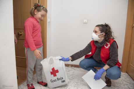 Cruz Roja Juventud necesita juguetes para 400 niños y niñas de la provincia
