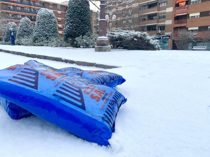 Se incrementa el nivel de alerta del Pemuvi ante la previsión de fuertes nevadas