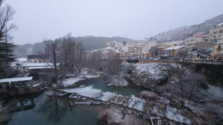 Se suspende la actividad lectiva hasta el próximo lunes ante la previsión de fuertes nevadas