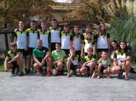 Brillante participación del Club Piragüismo Cuenca con Carácter en La Regata del Motín y en el Trofeo de Ferias