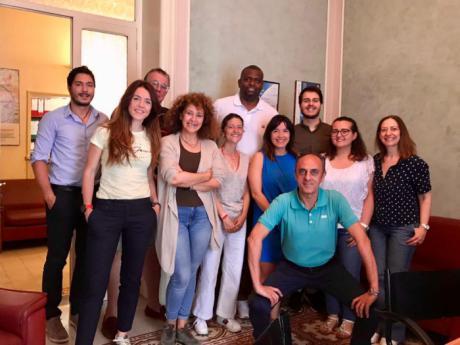 El Ayuntamiento participa en Palermo en un encuentro sobre instituciones públicas y deporte dentro del programa Erasmus+ Sport