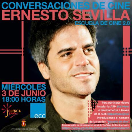 El Centro Joven encara su última semana con un encuentro con Ernesto Sevilla y talleres de pan artesano y de productos de temporada